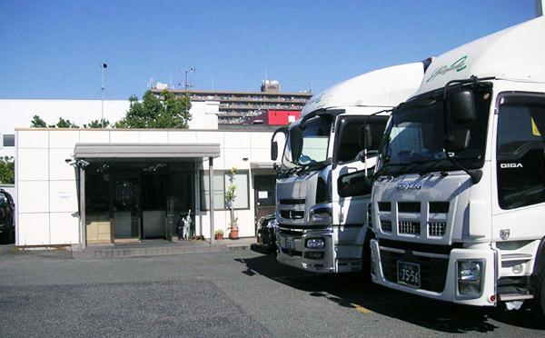 山忠運輸株式会社